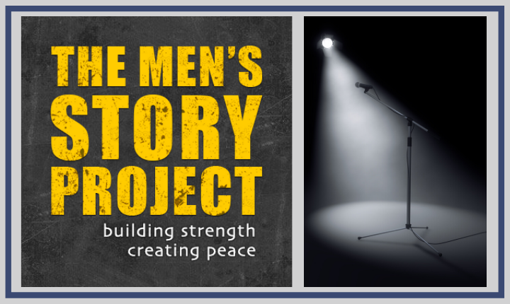 The Men's Story Project: Building Strength, Creating Peace