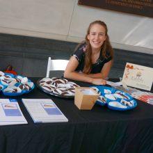 Edible Arrangements at Chocolate Festival 2016